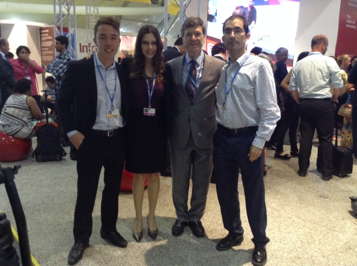 COP-20 in Lima with Professor Jeff Sachs